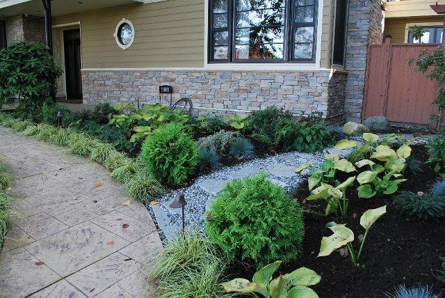Garden design sod installation garden installation for Garden design vancouver